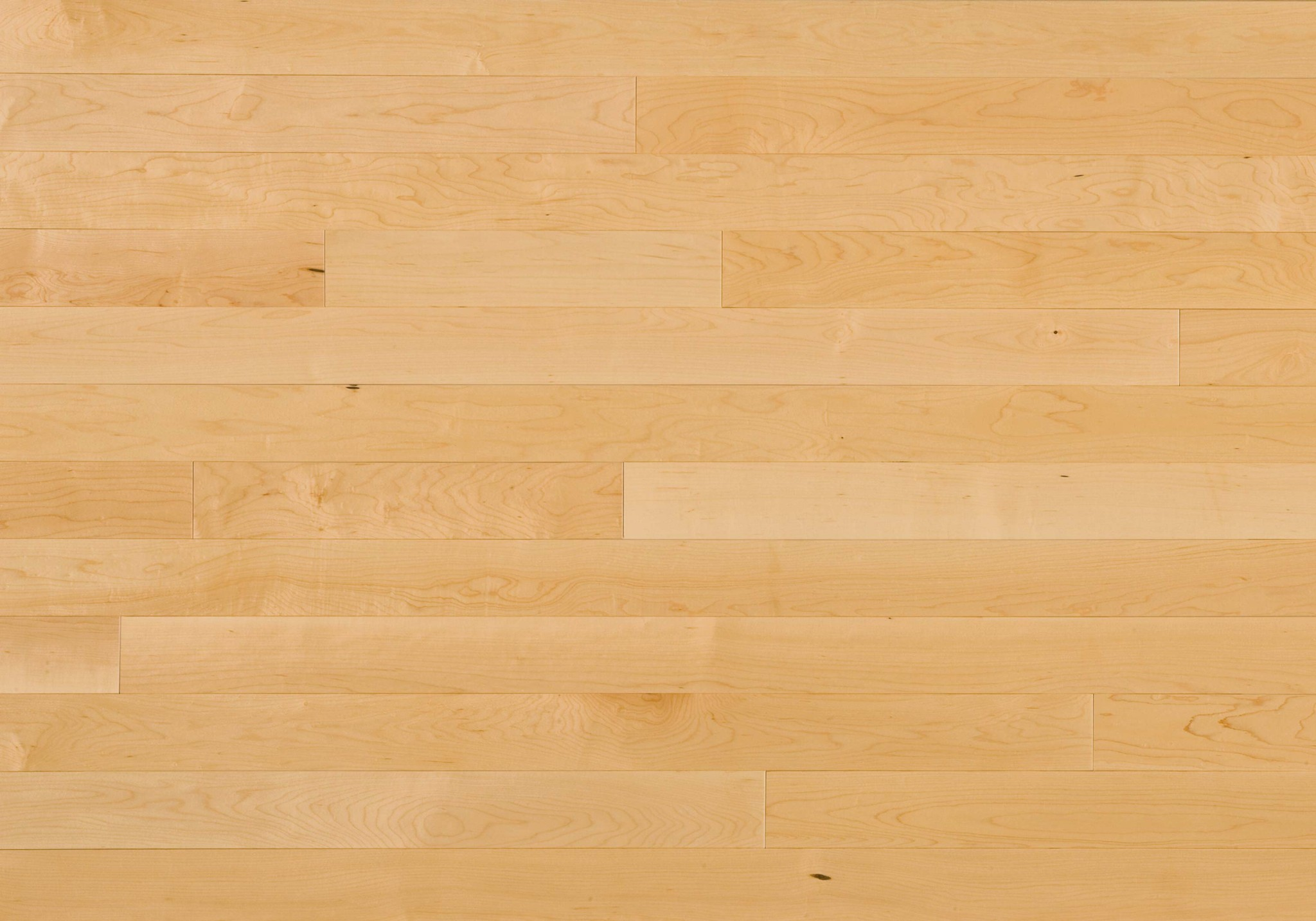 Natural essential hard maple select better lauzon for Maple flooring