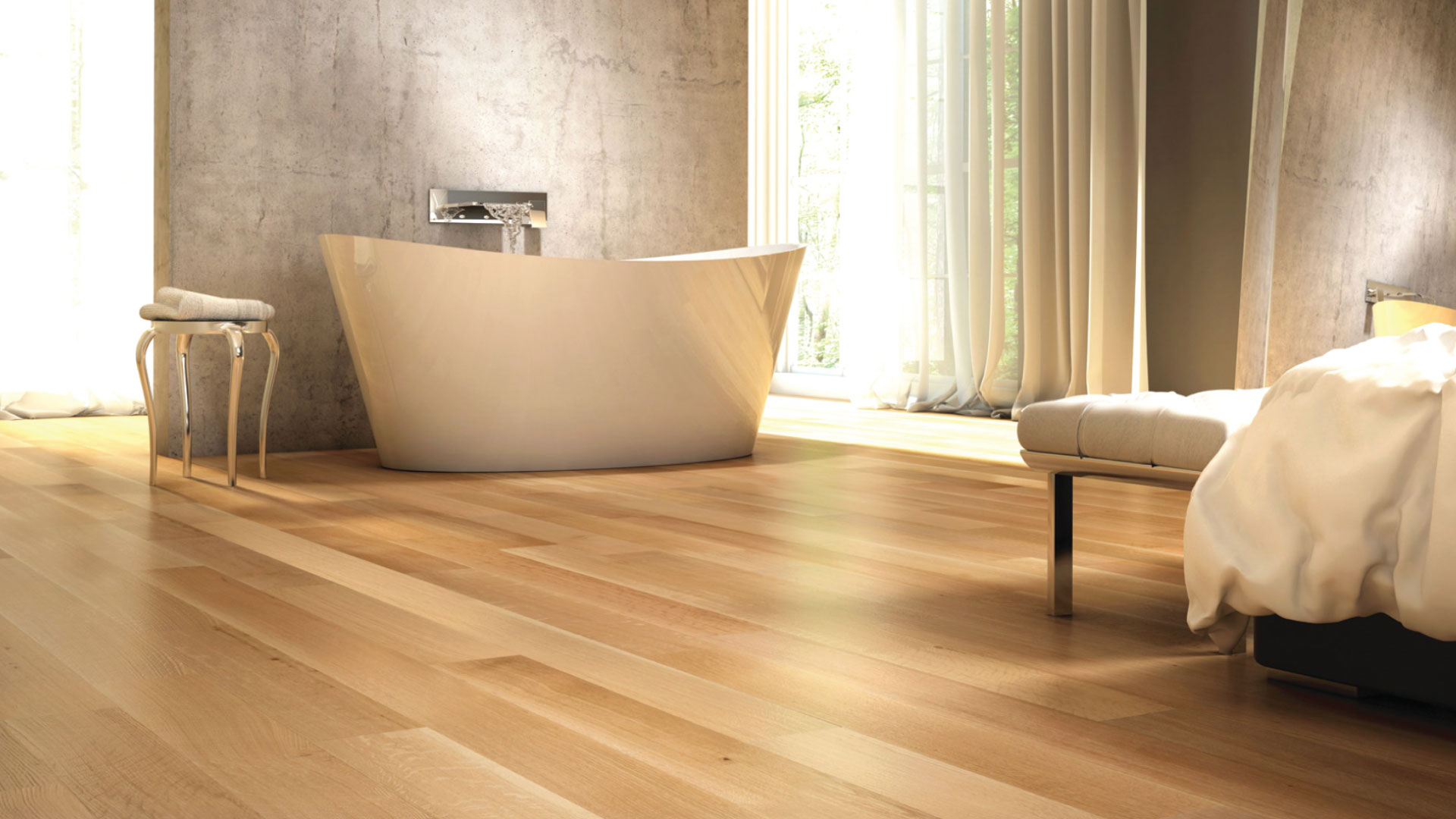 4 hardwood flooring trends lauzon flooring for Latest floor tile trends