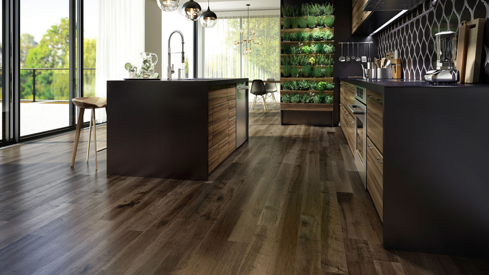 4 latest hardwood flooring trends lauzon flooring for Trends in wood flooring