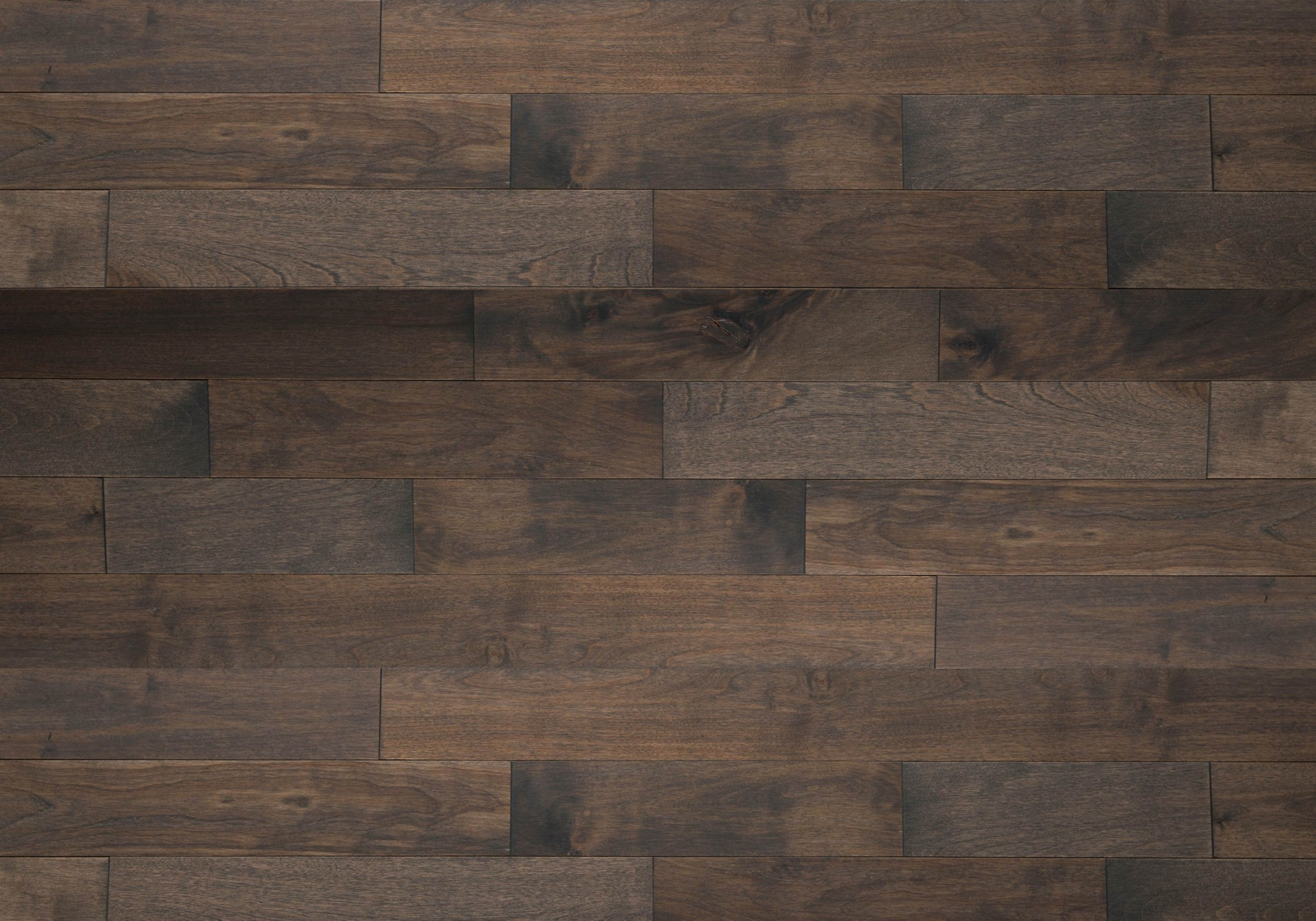 Smoky grey essential yellow birch tradition lauzon for Parquet flooring colours