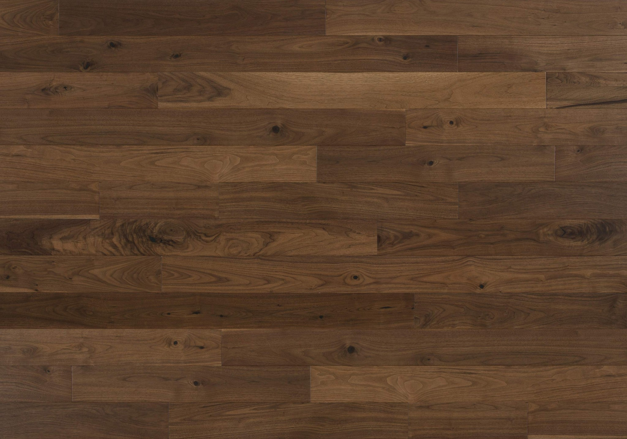 Country side designer black walnut character lauzon for Black hardwood flooring
